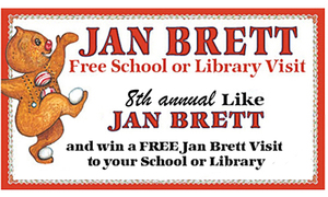 CUE Jan Brett Contest