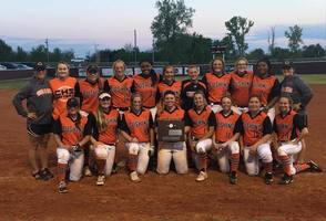 CHS Lady Tiger Softball in State Tournament