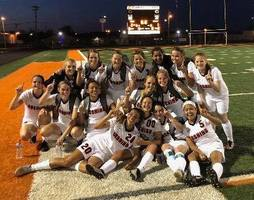 CHS Lady Tiger Soccer in State Playoffs