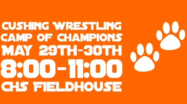 Cushing Wrestling Camp