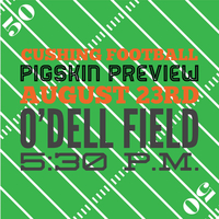 Pigskin Preview Aug. 23rd