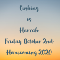 Homecoming vs Harrah
