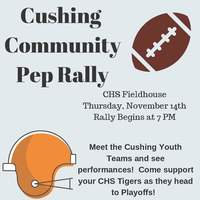 Community Pep Rally
