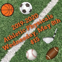 Athletic Physicals 2019-20