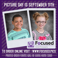Picture Day September 11th