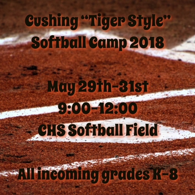 Summer Softball Camp
