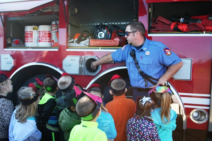 Learning about the Firetruck