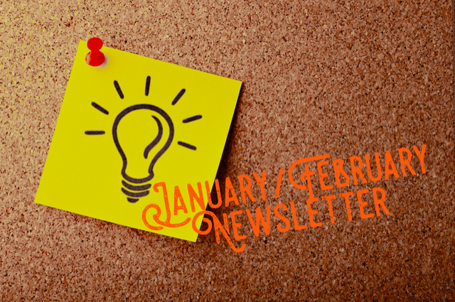 January/February Newsletter Image