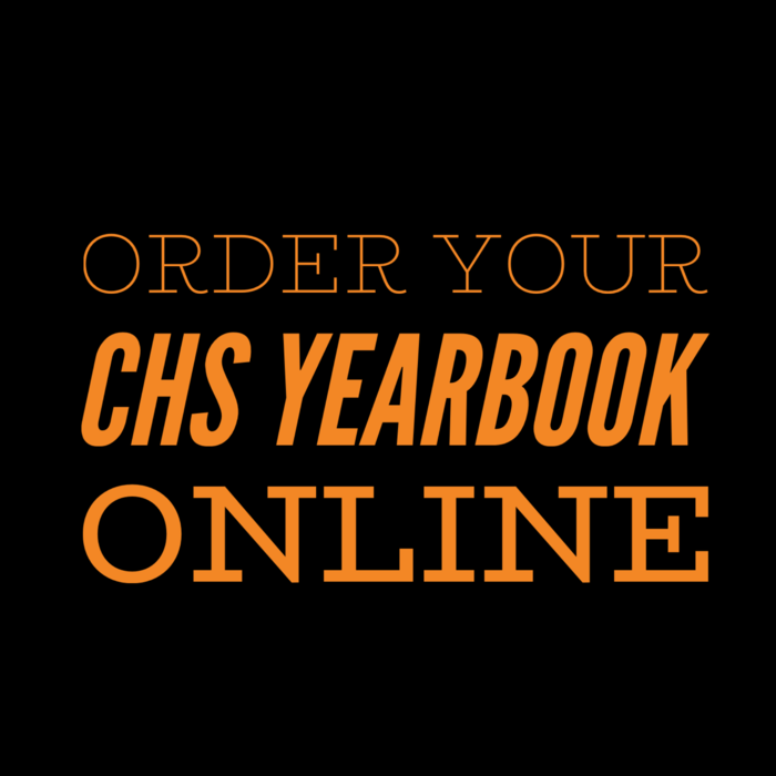 Order Your CHS Yearbook Online