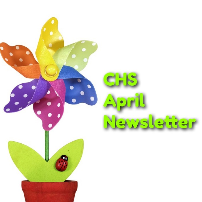 April Newsletter Available