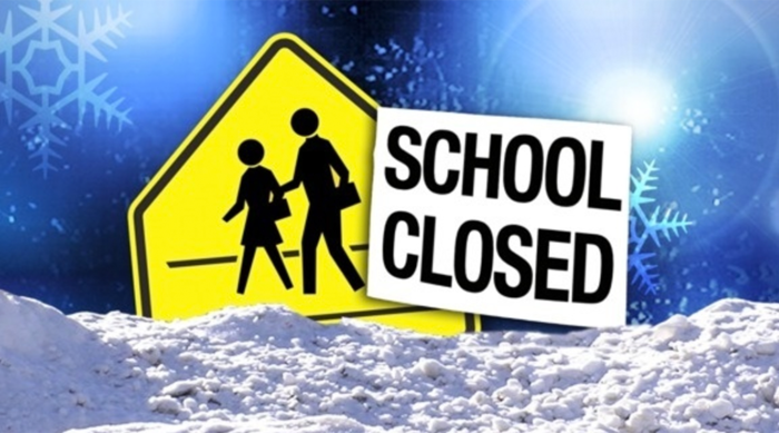 School Closed 2/22/2018